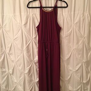 Lane Bryant maxi dress size 18/20.